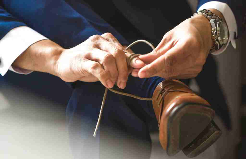 How to Tie Shoe Laces