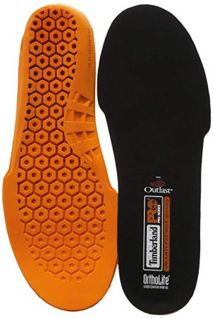 Timberland PRO Mens Anti-Fatigue Technology Replacement Insole