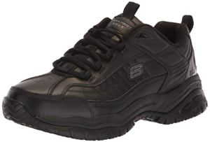 Skechers for Work Mens Soft Stride Galley Work Boot