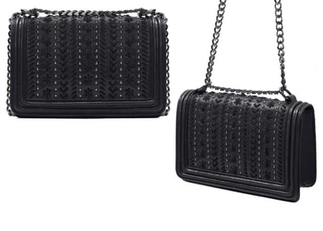 Budget tip: Louboutin x Zara: tassen, clutches en meer. Alles over de tas van Zara en die van Louboutin. Een leuke budget tip en ook nog eens betaalbaar.
