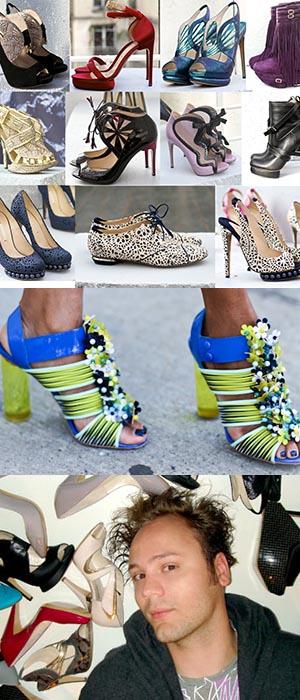 Nicholas Kirkwood. Ontdek hier alles over de schoenen van  Nicholas Kirkwood. Lees hier alles over Nicholas Kirkwood en zijn kijk op mode en fashion.