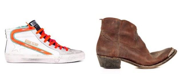 Designer sneakers: Golden Goose collectie nieuwe hype? Zijn dit de nieuwe designer sneakers die de wereld gaan veroveren: Golden Goose's versleten items?