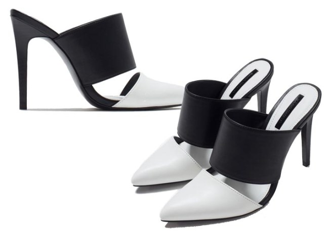 Zara Slingback Pumps: musthave zomer 2015. Alles over leuke slingback pumps van Zara: schoenen voor de zomer van 2015. Ontdek hier alle schoenen en pumps.