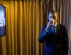 Barack Obama at Bozar