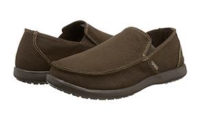 crocs Men's Santa Cruz Clean Cut Slip-On Loafer Review