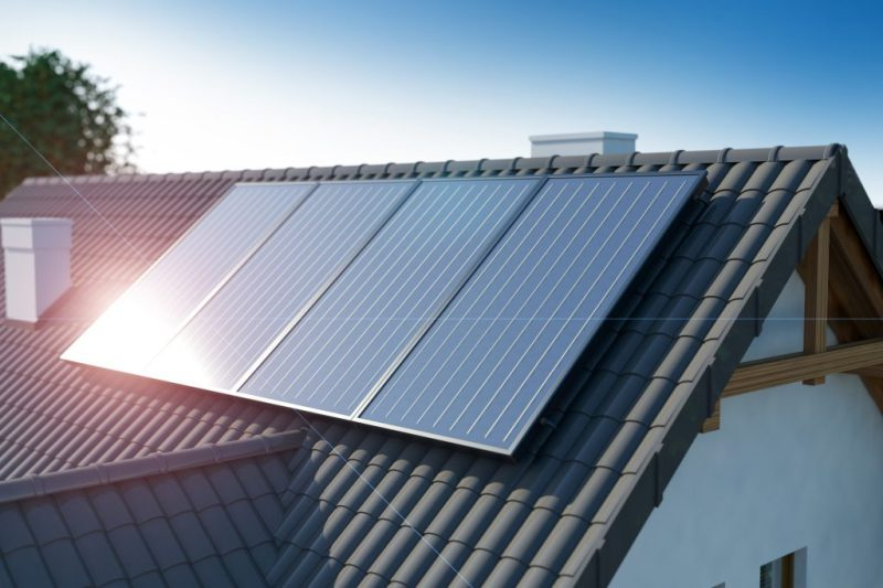 save money with solar panels