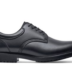 Kitchen Safe Shoes Remodel App Restaurant Non Slip Clogs For Food Service Cambridge Black Men S Resistant Dress Crews