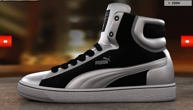 Customize Basketball Shoes