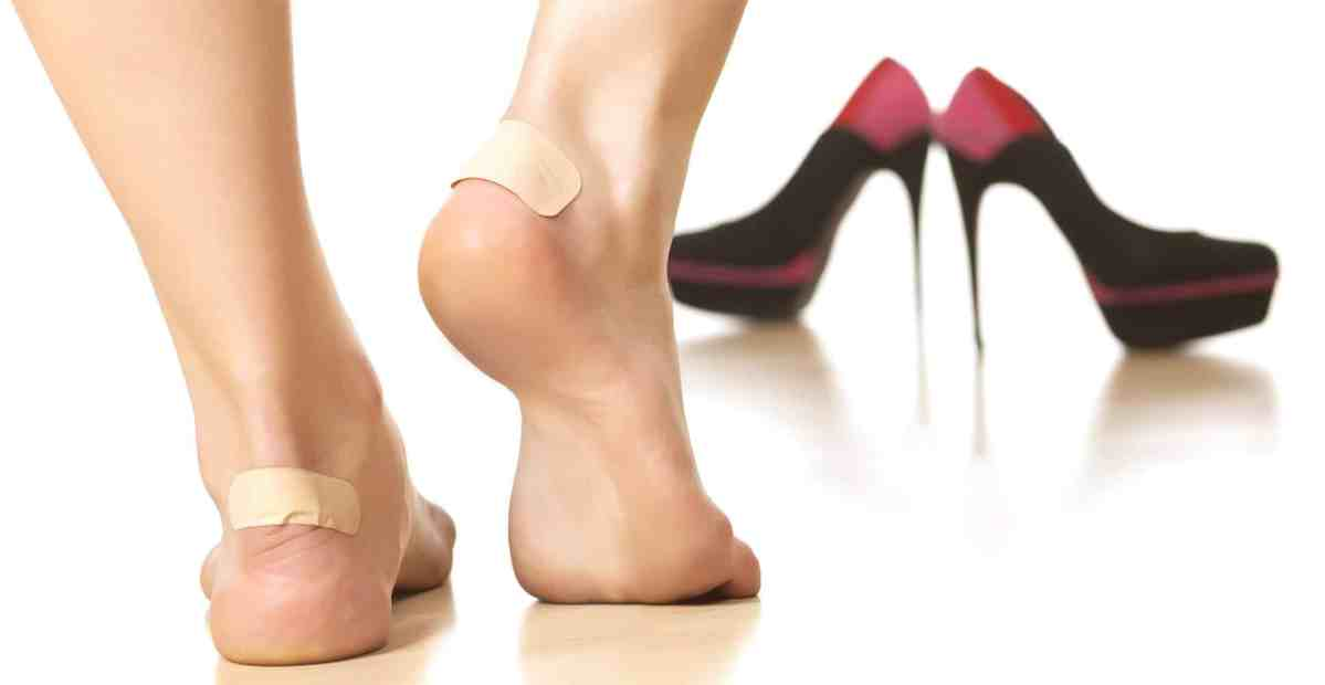 How to Stop Shoes from Rubbing Achilles