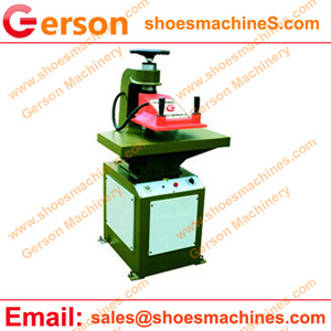 leahter shoe clicker press_GSB-10