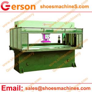 roll material die cutting machine