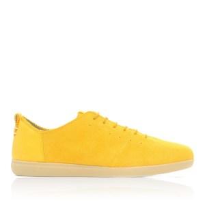 geox-sneaker-yellow-newdo-stockholm