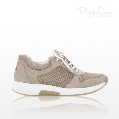 puppelina gabor sneaker rolling soft beige