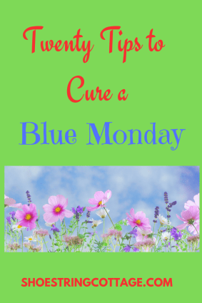 cure a blue monday