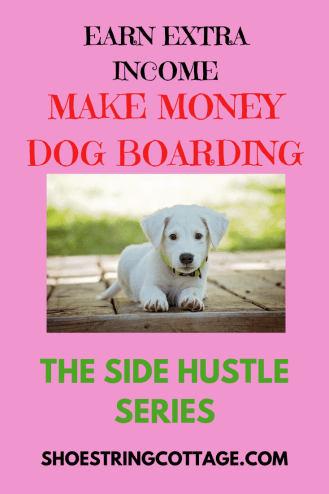 make money dog boarding