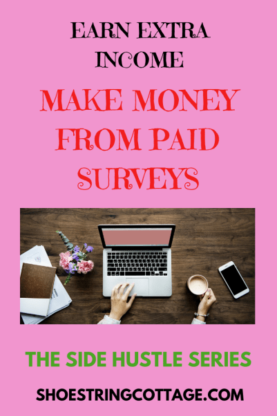 make money from paid surveys