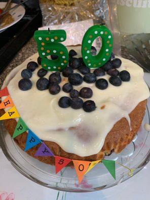 lock down birthday