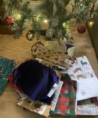 frugal Christmas preparations