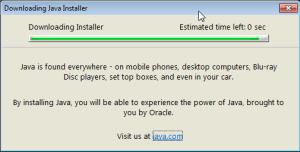 Figure 4: Download Update