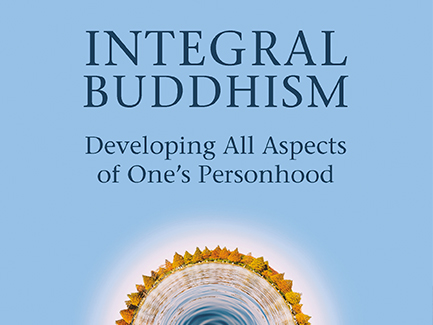Integral Buddhism by Traleg Kyabgon