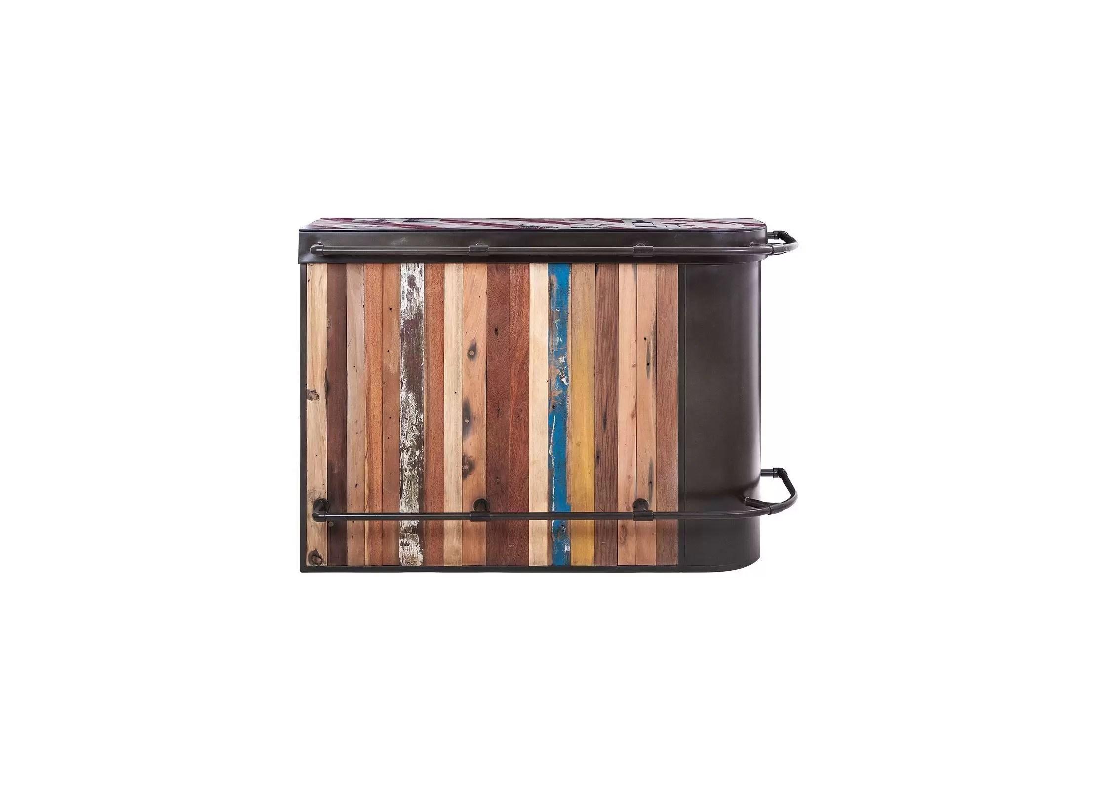 meuble bar symbiose avec angle a droite