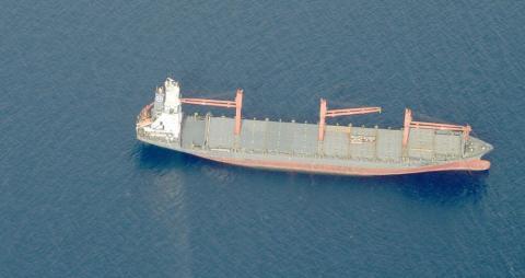 Limassol anchorage