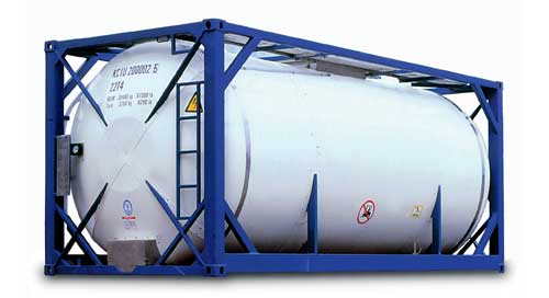 ISO TANK CONTAINER cyprus