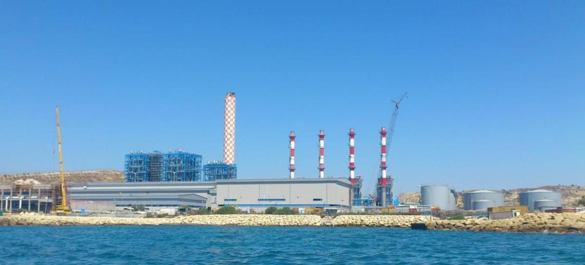eac power station vassiliko