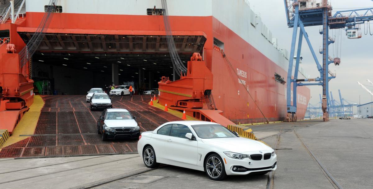 Ship Sedan car from Southampton to Limassol - Shoham Shipping and Logistics
