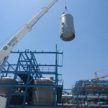 Vassilikos Cyprus desalination project logistics (6)