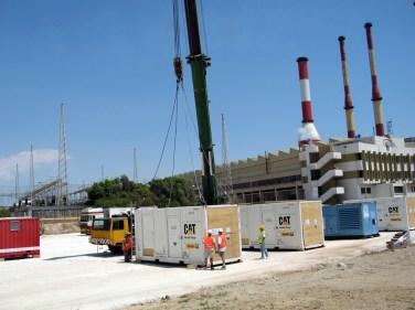 mobile powerplant logistics cyprus