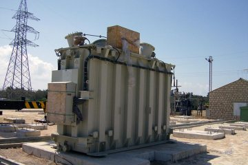 Delivery of Transformer