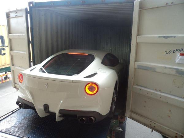 Ship car in container from UK to Limassol