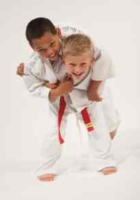 Judo is great for kids!