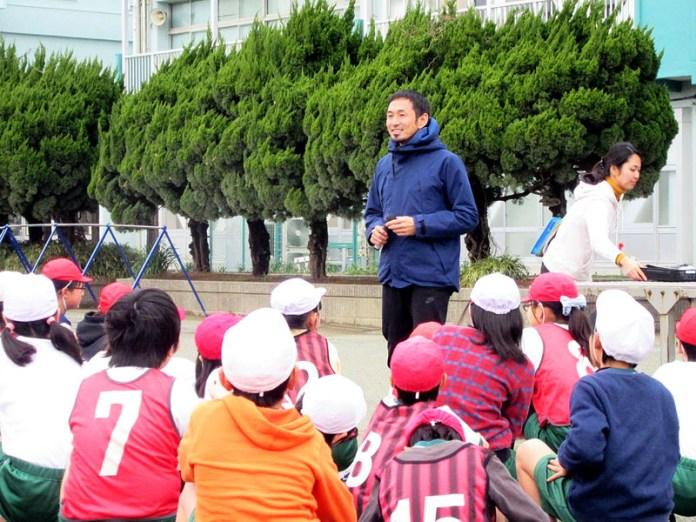 爲末大学食育学部 為末大 日本製粉 千葉市立高洲第三小学校