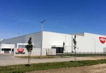 「ハンガリー日清」の新工場