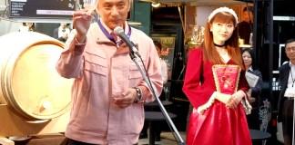 シャトーメルシャンの松尾弘則ゼネラルマネージャー