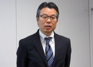 阪東明執行役員(江崎グリコ)