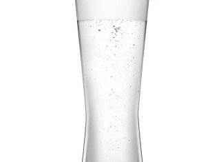 透明なクラフトビール「クリアクラフト」(アサヒビール)