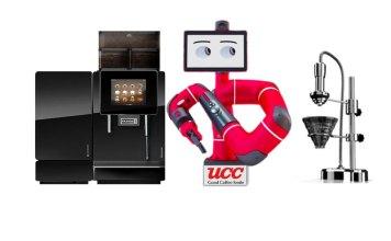 「ロボットカフェ」のイメージ(QBITRobotics)