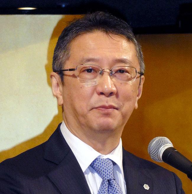 Jミルク 西尾啓治会長