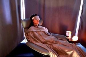 ネスレが展開する「睡眠カフェ」