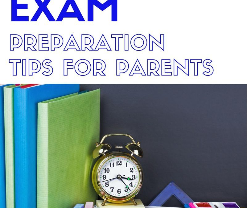 Practical tips to help your Child During Exam Season