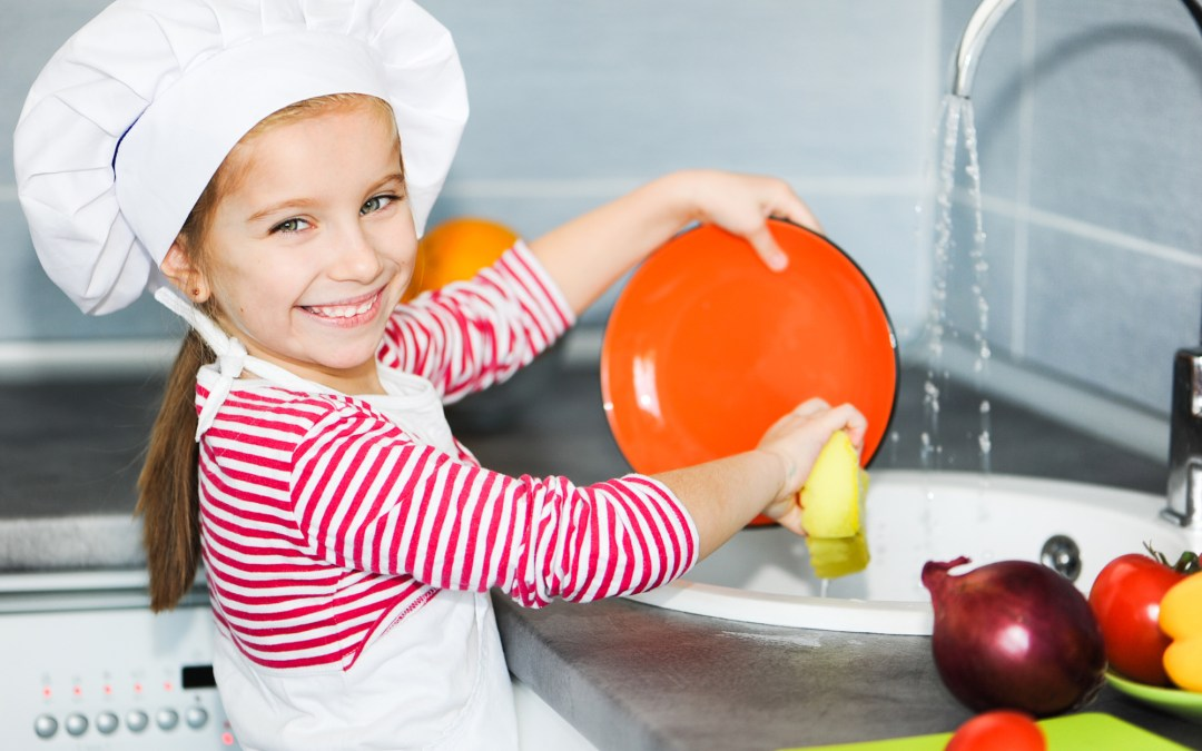 The Benefits of Getting the Kids to do Chores – Raising a Successful Child – Part 1