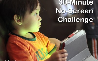 Benefits of Less Screen Time