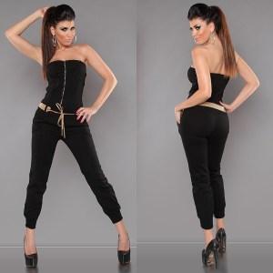 63391dbf3f Laced KouCla jumpsuit Black - Sholox Online Womens Store