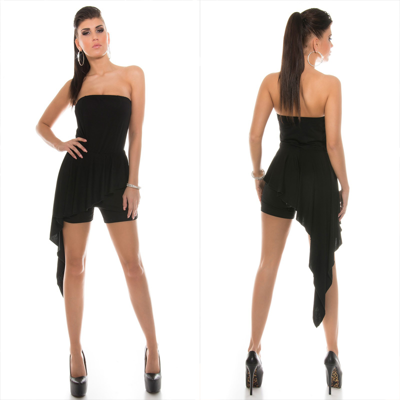 f53b93d6f6 KouCla bandeau shortsjumpsuit - Jumpsuits cheap online shopping
