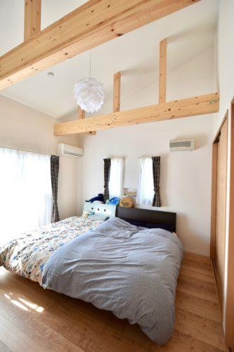 鹿沼市 渡辺邸 寝室