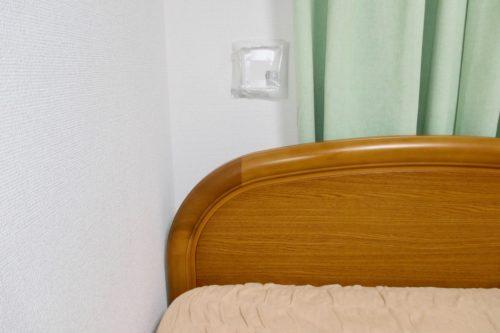 第3種換気扇 吸気口 ベッド