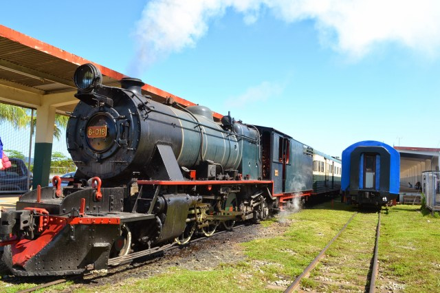 North Borneo Railway
